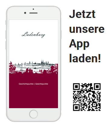 Demo der App und Download via QR-Code